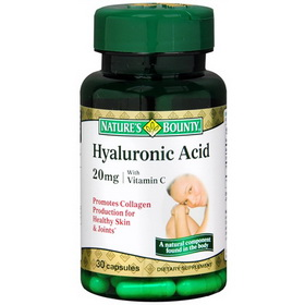 Natures Bounty Hyaluronic acid 100 mg